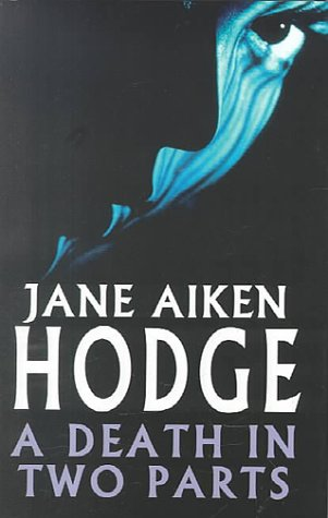 book cover of A Death in Two Parts