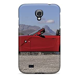 Galaxy S4 Bmw Z4 M Roadster Side View Print High Quality Tpu Gel Frame Case Cover