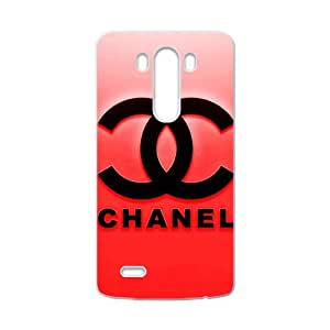 WAGT Famous brand logo Chanel design fashion cell phone case for LG G3
