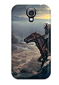 Fashionable DzqUkQk1733hNRhF Galaxy S4 Case Cover For The Witcher Protective Case