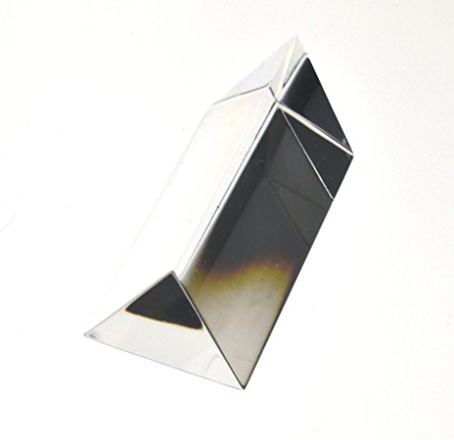 Equilateral Prisms, Acrylic, Length 50mm, Face size 25mm