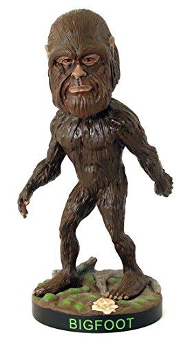 Royal Bobbles Bigfoot Bobblehead