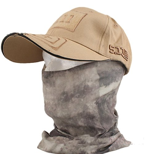HFIRE Fast Dry Multi-Functional Headwear For Outdoor Sports - A-TACS