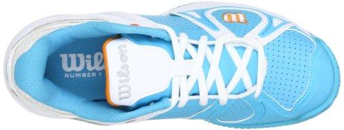 CC Oceana Damen Stance Wilson WRS316690E035 Tennisschuhe Blau P1A7xaqw5