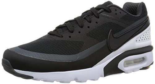 Nike Menns Air Max Bw Ultra Joggesko Sort / Hvit / Antrasitt