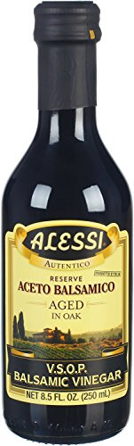 Alessi, Vinegar Balsamic 20 Year, 8.5 Fl Oz 1 Alessi Aged in wood Aged in barrels of varying woods