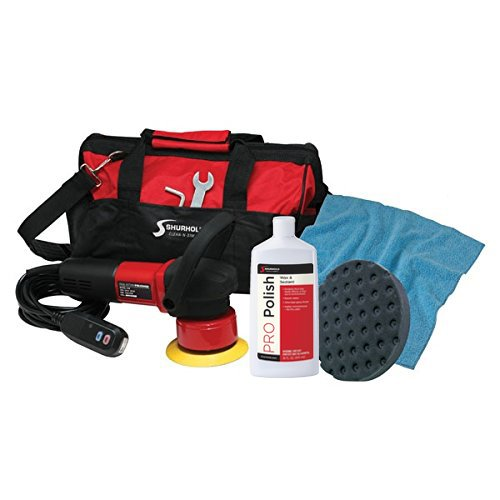 Shurhold 3101 Dual Action Polisher Starter Kit