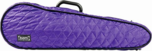 Bam Hoodies Cover for Hightech Violin Case Violet by Bam