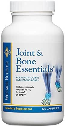 Dr. Whitaker's Joint & Bone Essentials Joint Relief Supplement, 120 Capsules (30-Day Supply)