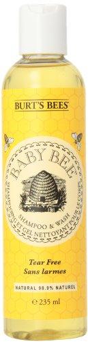 Burt's Bees Baby Bee Shampoo and Waschgel, 1er Pack (1 x 235ml)