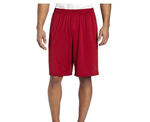 Easton Skinz Performance Short, Red, X-Large Easton Baseball Shorts