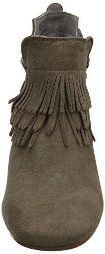 Hudson Women's Neeka Suede Closed-Toe Pumps Grey (Taupe) shmN1m