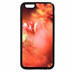 iPhone 6S / iPhone 6 Case (Black) Butterfly Feeling