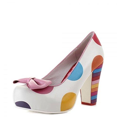 Morado Zapatos Lola Mujer Para Vestir Ramona De xxUwqvaSYf