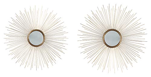 Signature Design by Ashley Doniel Set of 2 Accent Mirrors