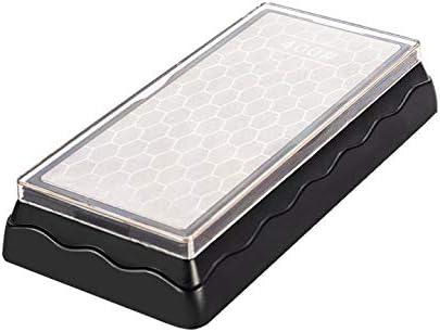 F-BOX 2面 ダイヤモンド 砥石 包丁 研ぎ 両面タイプ #400#1000 研磨 荒研ぎ 中仕上げ 台付き 高品質