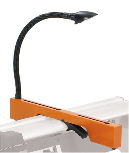 PortaMate PM7003 Work Light with Machine Mount for PM7000 Miter Saw Work Center by PortaMate (Image #2)