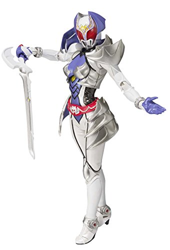Bandai Tamashii Nations S.H.Figuarts Kiva-La Kamen Rider Decade Action Figure]()