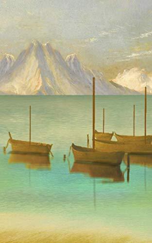 Notebook: Painting Painter Artistic Pastels Oils Art Canvas 5