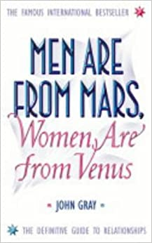 girls are from venus boys are from mars book - photo #9