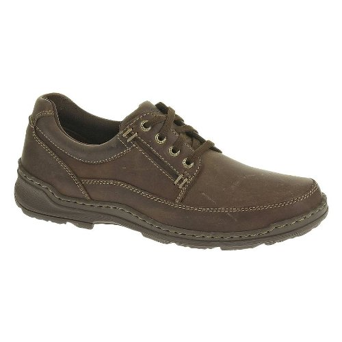 Brown Puppies Men's Grounds Nubuck Hush Oxford w8a6ITd6q