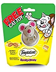 TEMPTATIONS Snacky Mouse Cat Treats Toy