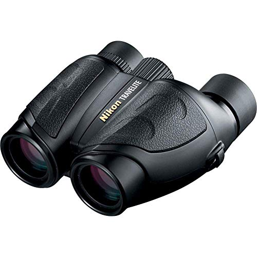 Nikon Travelite 8x25mm Black Binoculars Review