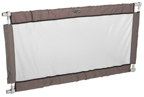 Beau Amazon.com : Evenflo Soft And Wide Gate Taupe U0026 Chocolate (Discontinued By  Manufacturer) : Indoor Safety Gates : Baby