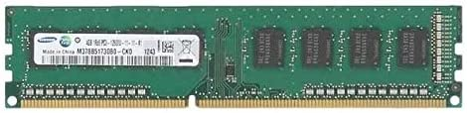 Samsung 4GB PC3-12800U 1600MHz DDR3 SDRAM Desktop Memory M378B5173DB0-CK0 RAM