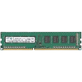 Samsung 4GB 1Rx8 PC3-12800U-11-12-A1 Desktop Memory