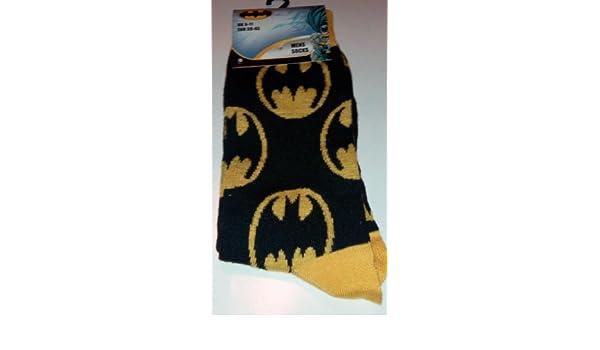 Batman - Señal Calcetines para Hombre * Regalo Ideal de Navidad para Dad: Amazon.es: Zapatos y complementos