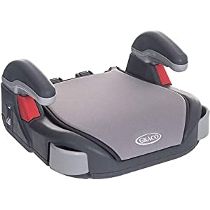 Graco Booster Basic Car Seat, Group 3 (6 to 12 Years Approx., 22-36 kg), Opal Sky