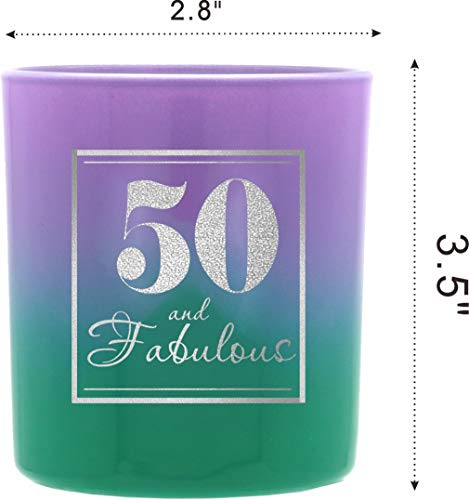 50th Birthday Gift Women,50th Bday Gifts for Women,Gifts for 50 Year Old Woman's Birthday,50 Year Old Gifts for Women…