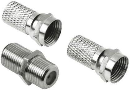 Hama 042862 - Kit para empalmar 2 cables 6,5 mm