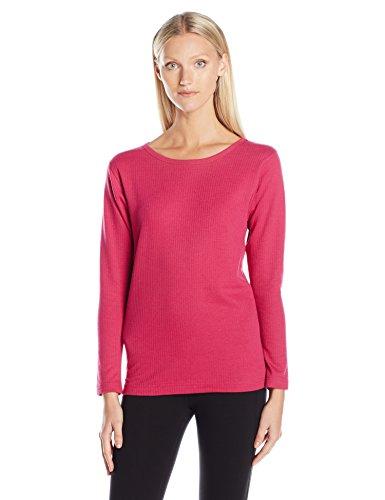 Duofold Camisa térmica de peso medio para mujer, Frost, M