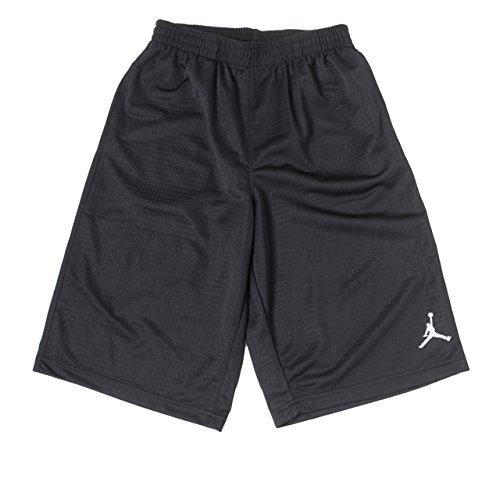 Boys Nike Air Jordan Mesh Athletic Shorts