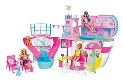Barbie Sisters Cruise Ship by Mattel