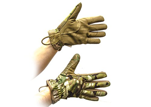 Mechanix Wear - MultiCam FastFit Tactical Gloves (X-Large, Camouflage)