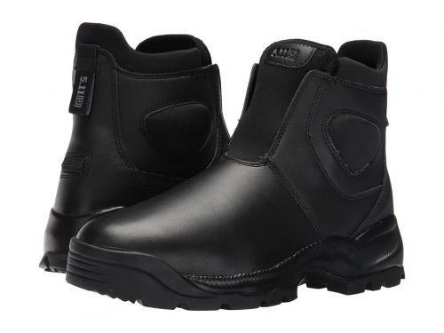 5.11 Tactical(ファイブイレブンタクティカル) メンズ 男性用 シューズ 靴 ブーツ 安全靴 ワーカーブーツ Company Boot 2.0 Black [並行輸入品] B07DNQQGSB 12 M