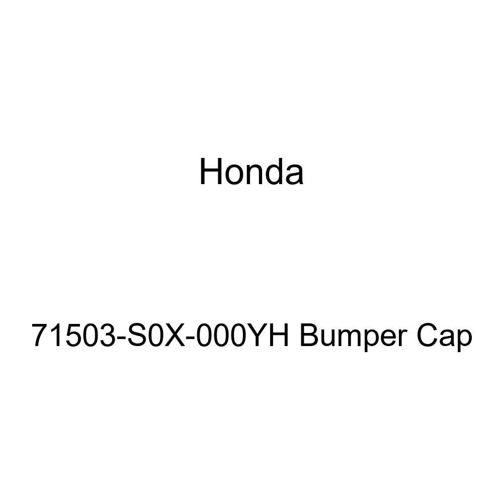 Genuine Honda 71503-S0X-000YH Bumper Cap