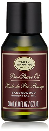 Art Shaving Pre Shave Oil Sandalwood