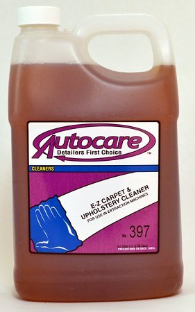 Autocare 397 E-Z Carpet and Upholstery Cleaner Southwest Autocare