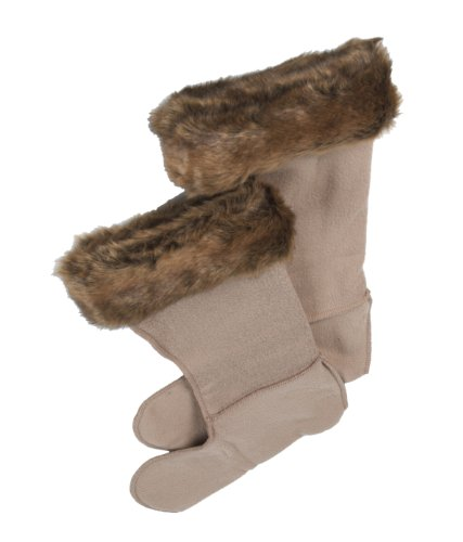 Just Brown Faux Liner Fur Liner Fur Togs Boot Sxqw04HISr