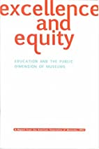 Excellence and Equity: Education and the…