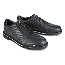 Team Brunswick Mens Bowling Shoes- Black