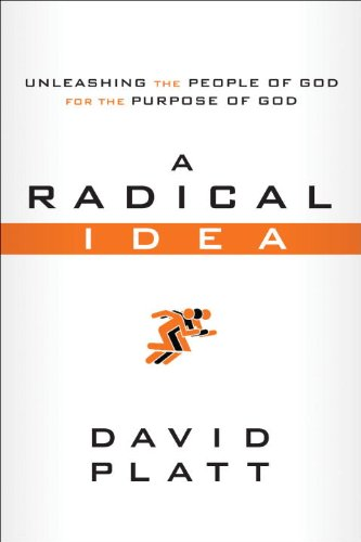 A Radical Idea Unleashing The People Of God For The Purpose Of God