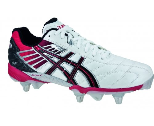 ASICS De Rugby blanco