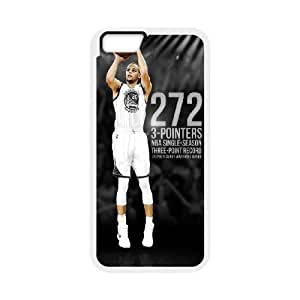 Custom High Quality WUCHAOGUI Phone case Stephen Curry Protective Case For Apple Iphone 6 Plus 5.5 inch screen Cases - Case-8