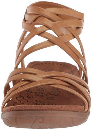 US Janny Caramel Baretraps Sandal Women's 8tAwq0