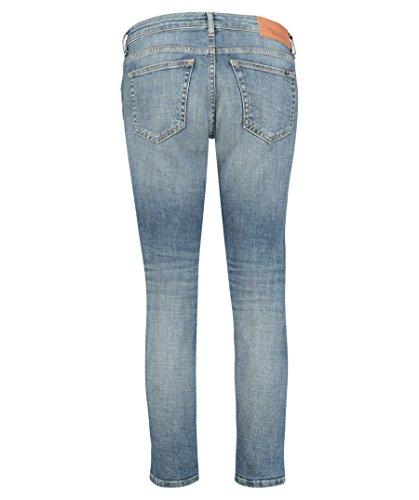 Femme O'Polo Gris Femme O'Polo Gris Marc Jeans Jeans Marc xwtPX1P